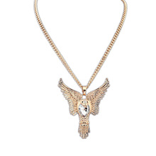 indian handmade beaded ethnic jewelry hot fashion 2013 latest necklace designs eagle pendants initial necklaces PN1172