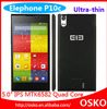 """5.0"""" IPS touch screen phone Elephone P10C MTK6582 1.3GHz Quad Core Android 4.4 mobile phone"""