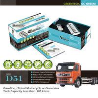 Greentech truck crane fuel saving products