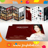 Full color printing advertising flyers with factory price