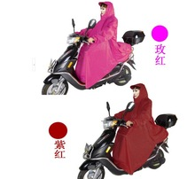 High quality waterproof bike poncho/motorcycle/ motor bike electric bike raincoats
