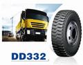 Curto- distância de mineração caminhão pneus 11.00r20- 18 dd332