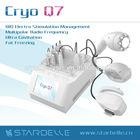 Multicolor portable RF radiofrecuencia facial/laser weight loss machine for home-Cryo Q7