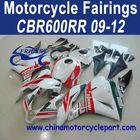 Drop Shipping For Honda CBR 600 F2 Fairing Kit Castrol 2009-2012 FFKHD010