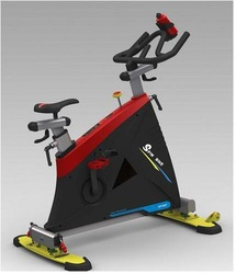 Swiing Spinning Bike M-5810A / Left-right Spin Bike /Excercise Bike/Cardio Machine/ Fitness Equipment/Commercial Use spin bike