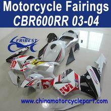 Factory Direct Sales For Honda CBR600RR 03 04 Givi Fairing Body Kit FFKHD007