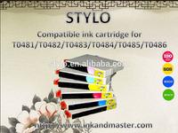 ink cartridges for T0481/T0482/T0483/T0484/T0485/T0486