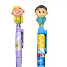 Plastic Funny Cartoon Character Pens