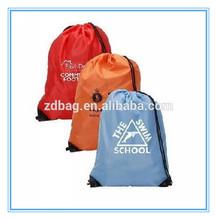 New Eco Polyester Drawstring Bag,cheap drawstring backpack,promotional drawstring backpack