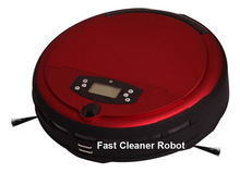 2014 Newest voice function wet and dry mopping silent vacuum cleaner / no noise of vacuum cleaner