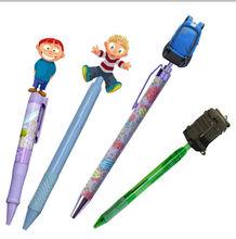 Custom Plastic Cartoon Character Pens