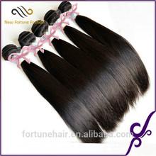tangle free natural color silk straight peruvian hair sales