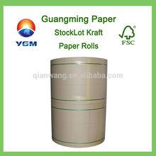craft paper bag/kraft paper roll/brown kraft paper roll