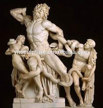 Replica for Greco Roman ancient sculpture