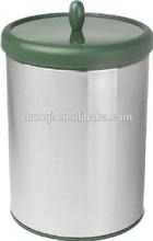 Stainless Steel Bin Storage