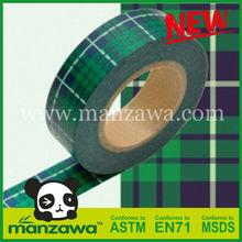 Manzawa whoelsale decoration tape paper words