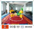 De entretenimiento juegos de deportes inflables, inflable trajes de sumo para niños y adultos