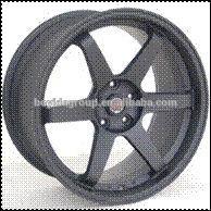 New Design rays volk te37 car alloy wheel from maiker