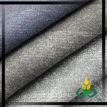 Brushed twill plaid blend fabric stripe woven men's casual garment apparel fabric M-55044 fabric stripe