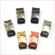 2014 high quality metal side release buckle with many color