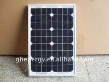 solar panel module,20w, mono and poly,best price per watt solar panels in islambad