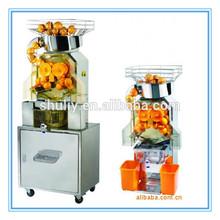 2 types fresh fruit extractor machinery / orange juicer / orange juice machine