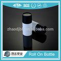 Quente- venda cosméticos plástico desodorante roll na garrafa