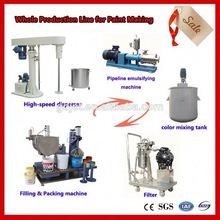 JCT epoxy coating for factory floor making machines
