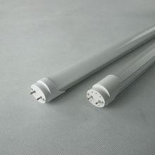 100lm/w luminous flux warm white/pure white led tubes t8 12000k