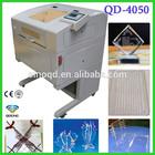 technical co2 laser machine/cnc router laser engraver for sale QD-4050