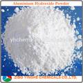 O hidróxido de alumínio com a fórmula química al( oh) 3, para resistentes ao fogo