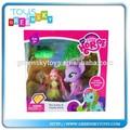 venda quente projeto o mais atrasado de borracha cavalo de brinquedo para crianças