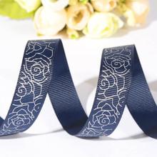 high quality printed grosgrain halloween ribbon on sale