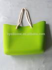2014 Spring summer bag women trendy silicone beach bag