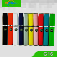 OEM 100 sets free handling charge custom vaporizer wax pen