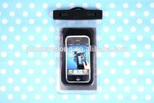 Universal pvc waterproof dry bag for phone