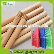 Varnished Long Handled Brooms on Hot Sale