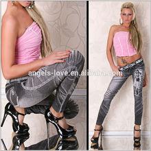 2014 latest fashion wholesale leggings digital print leggings&naked woman leggings girls pics