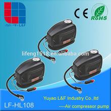 hand air bed,car tire,bike,motobike,basketball,football inflators tool compressor pump LF-HL108