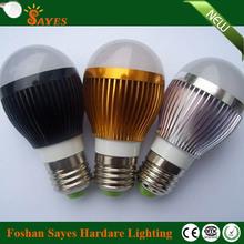 led bulb sensor e27 with custom logo & design