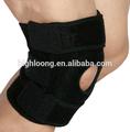 ajustável impermeável ortopédicos neoprene joelho cinta