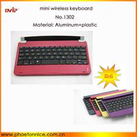 free shipping arabic gaming keyboard mini wireless bluetooth keyboard for ipad mini turkish language