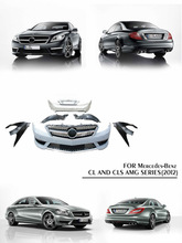 BODY KITS FOR MERCEDES-BENZ CL AND CLS AMG SERIES(2012)