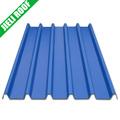 cor plástico corrugado telhado de folhas