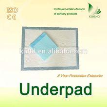 30*45cm urine dignity clean under sheet