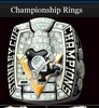 custom made Stanley Cup hockey championship ring