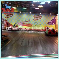 More fascinating cheap racing go karts,kids bumper car for rotating crashing