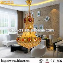 antique chandelier spot light chrome cast