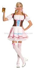 Sexy German beer maid costume/ carnival costume/ halloween costume