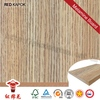 Commercial used humidity resistant high glossy uv laminated mdf board